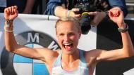 Erfolgserlebnis in Berlin: Anna Hahner startet mit guten Chancen in Wien