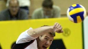 Deutsche Volleyballer besiegen Russland 3:1