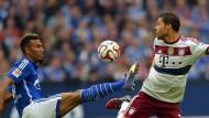 Macht es Schalke wie Wolfsburg?