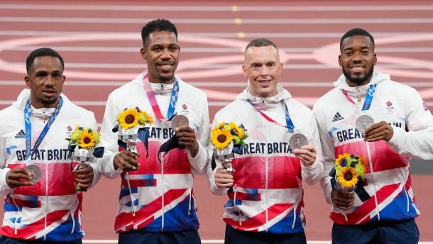 Doping-Verdacht gegen britischen Sprinter