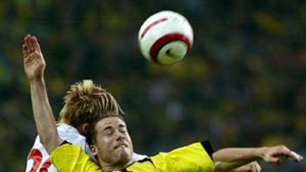 Dortmunds erster Saisonsieg - Hertha schlägt Wolfsburg