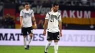 Einwechslung mit Tempoverlust: Ilkay Gündogan kann Reus und Werner nicht ersetzen.