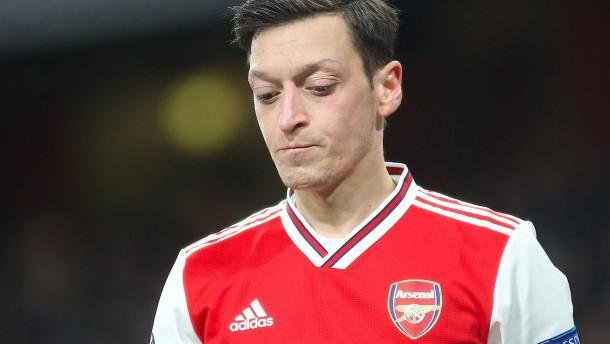 Mesut Özil und ein Hilferuf aus London