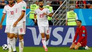 """Portugal zur """"Strafe"""" gegen Uruguay"""