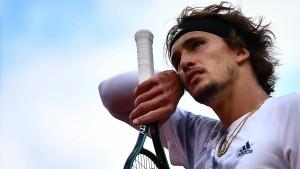 Tennis-Premiere am Dom