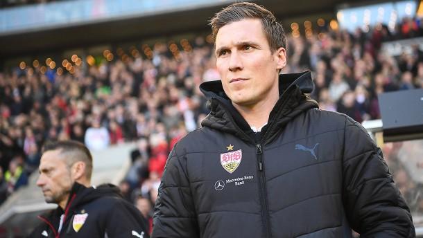 VfB Stuttgart trennt sich von Trainer Hannes Wolf