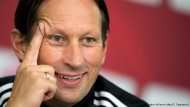 Trainer Roger Schmidt im Interview