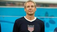 Jürgen Klinsmann ist Deutscher Fußballbotschafter 2015