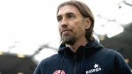 Mainz-Trainer Martin Schmidt im Porträt