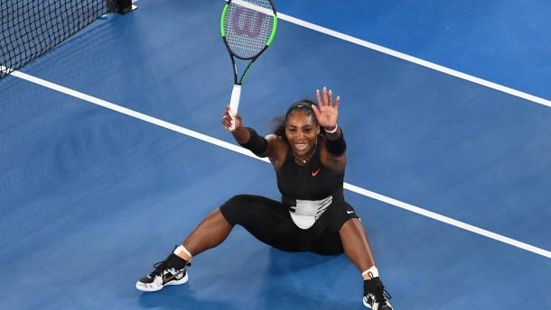 Serena Williams wieder Nummer eins der Welt