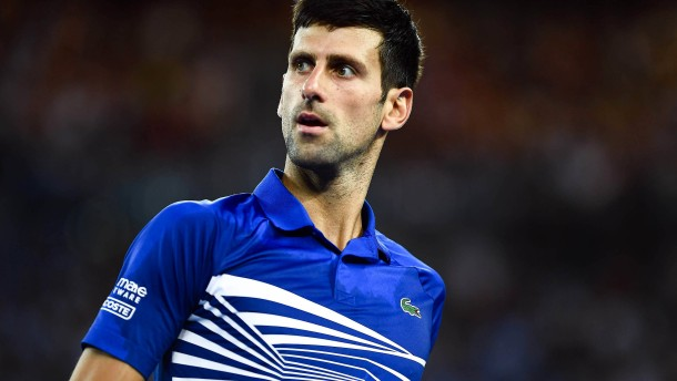 Djokovic folgt Nadal in Windeseile ins Finale