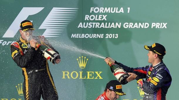 Aufmacher-Bild Formel 1