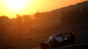 Glücksmomente in Le Mans