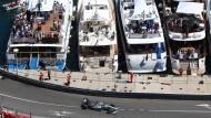 Die Aussichten für das Wochenende: Sonne, Yachten und ein paar Boliden.