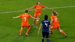Niederlande komplettieren Viertelfinale