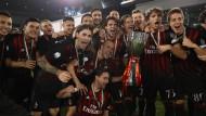 AC Mailand holt Supercoppa gegen Juventus