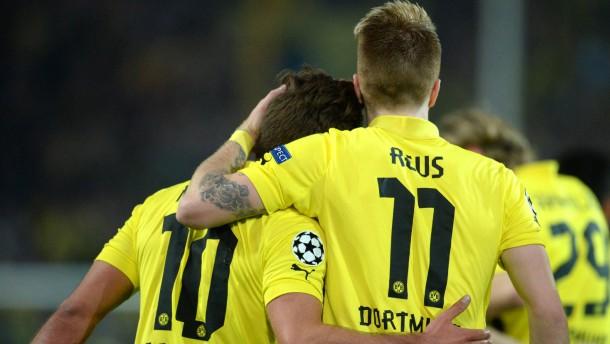 Dortmunder Gruppenbild