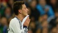Mesut Özil wechselt von Real Madrid zum FC Arsenal