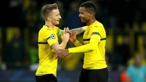 Bundesliga holt auf