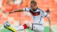 Die Hofmanns schießen U21-Fußballer auf EM-Kurs