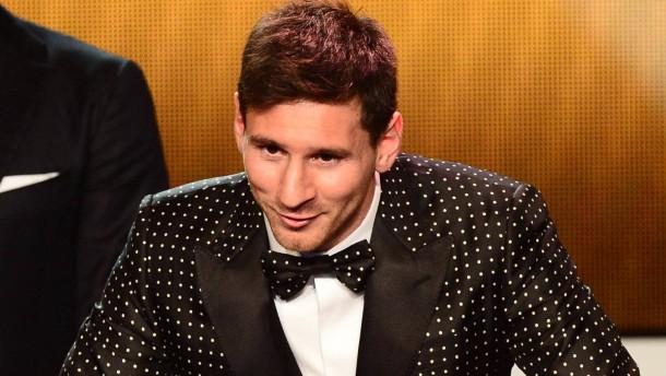 Bild Messi