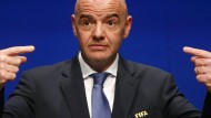 Fifa stockt WM auf 48 Teams auf