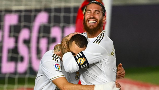 "Real Madrid holt sich die ""Numero 34"""
