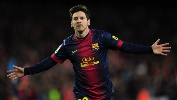 Aufmacher-Bild Messi