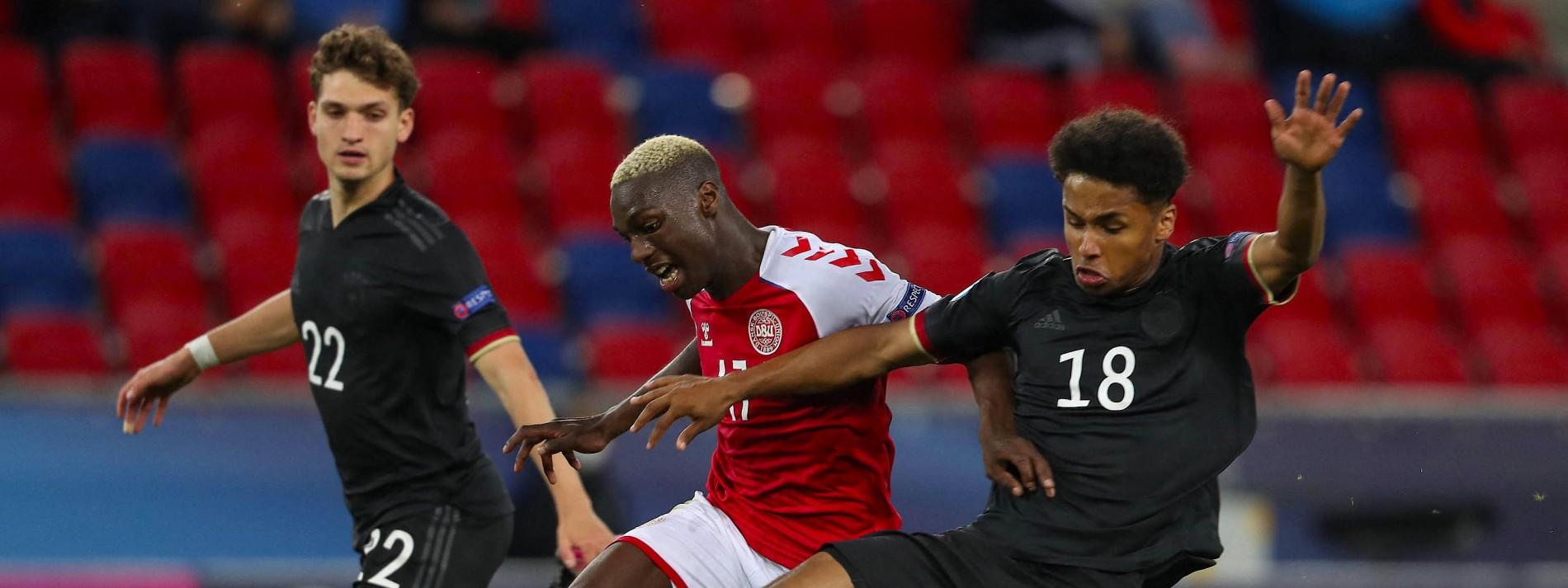 Deutschlands U 21 kämpft sich ins EM-Halbfinale