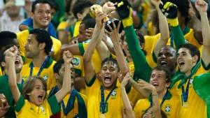 Brasilien entzaubert Spanien