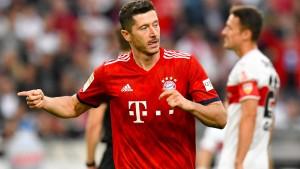 Der Bayern-Express rollt wieder