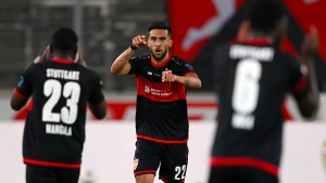 VfB bezwingt HSV in der Nachspielzeit