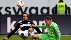 Bild VfL Wolfsburg - VfB Stuttgart