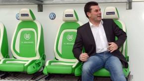 VfL Wolfsburg - Cheftrainer Dieter Hecking