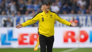 Oberstes Gebot Champions League