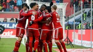 Schwere Niederlage für den HSV