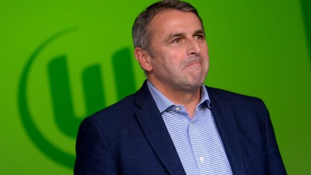 Wolfsburg zieht die Notbremse