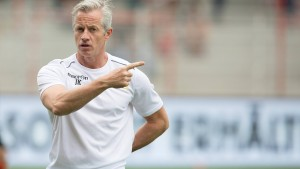 Jens Keller soll FCI vor dem Abstieg retten