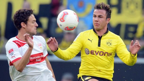 Kein zweites Spektakel in Dortmund
