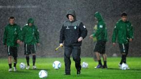 Bild Trainingslager Werder Bremen