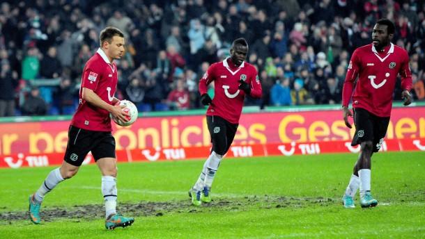 Hannover siegt für die Bayern