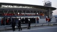 Galatasaray benennt Stadion wegen Erdogan um