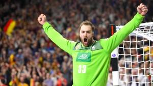 Deutsche Handballer schon in EM-Form
