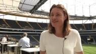 Katja Kraus über die Liebe zum Fußball