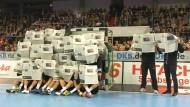 Die Handball-Europameister lesen die F.A.Z.