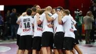 Alles oder nichts für deutsche Handballer