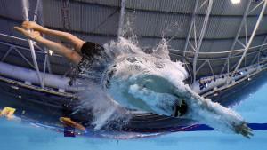 Mühlleitner macht die Schwimmer glücklich