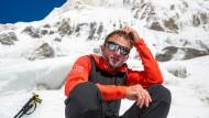 Extrem-Bergsteiger Steck stirbt am Mount Everest