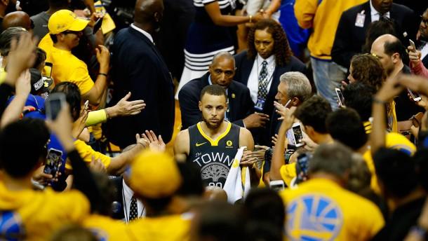 Kerrwochen in der NBA