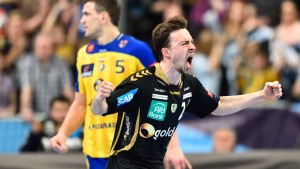 Das große Los im Handball